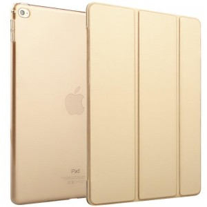 Ipad air2 sleeve Tablet PC protection case gold