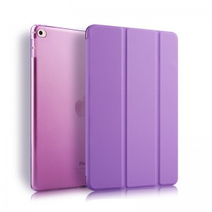 Purple Apple ipad mini1/2/3 case ipad mini