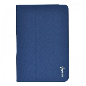 IPad mini4 protective sleeve Shadowbane series jeans dark blue