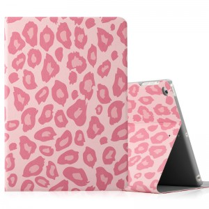 Leopard - iPad5 / 6 protective case Air2 holster cartoon