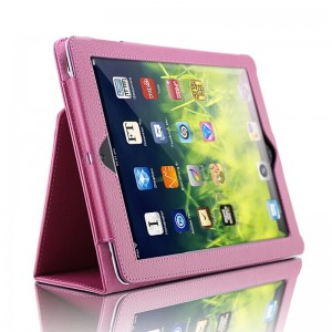 Rose iPad5 protective cover holster iPad air 2 case air1 protective case