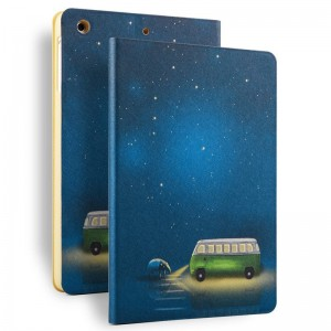 Star Bus - iPad Air 2 / air case cartoon painted case
