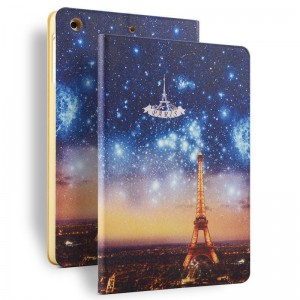 Eiffel Tower - iPad Air 2 / air case cartoon painted case