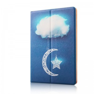 Sky clouds - Apple iPad air2 protective case iPad5 / 6 leather case